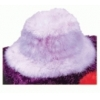 Hat Purple Rapper